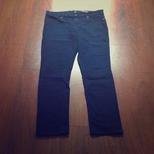 Stretch skinny jeans size 12